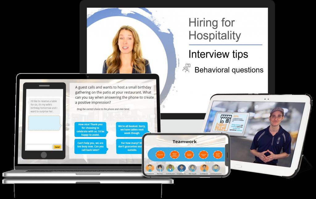 Online Restaurant Training image